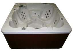 Coyote Spas Hot Tub Range by Arctic Spas Saskatoon